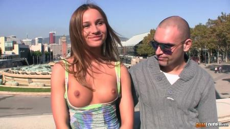 Иностранец ебёт русскую туристку